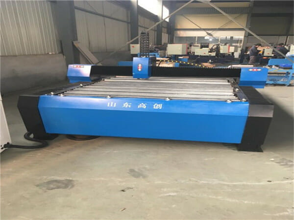 Cina 1325 Plasma Cutter Logam CNC Plasma Cutting Machine